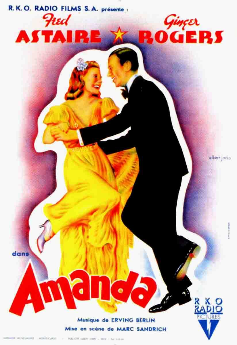 affiche du film Amanda