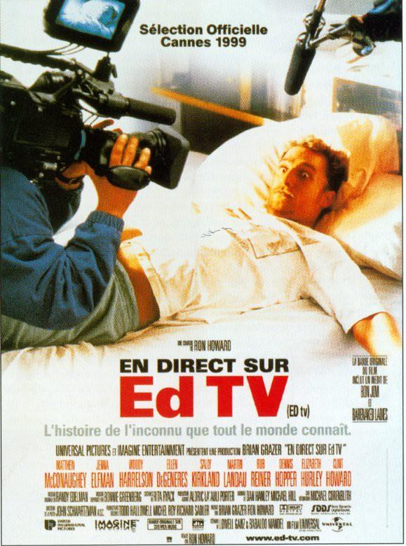 affiche du film En direct sur Edtv