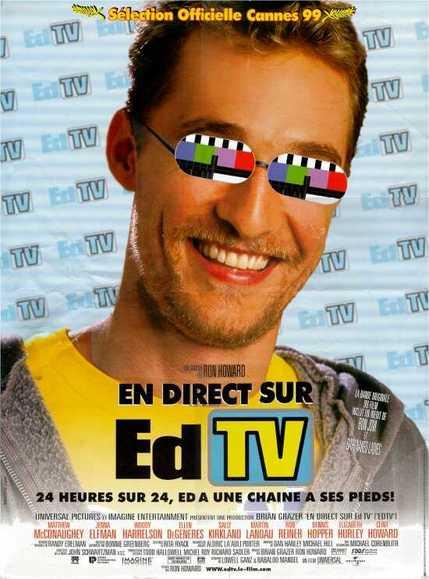 affiche du film En direct sur Ed TV