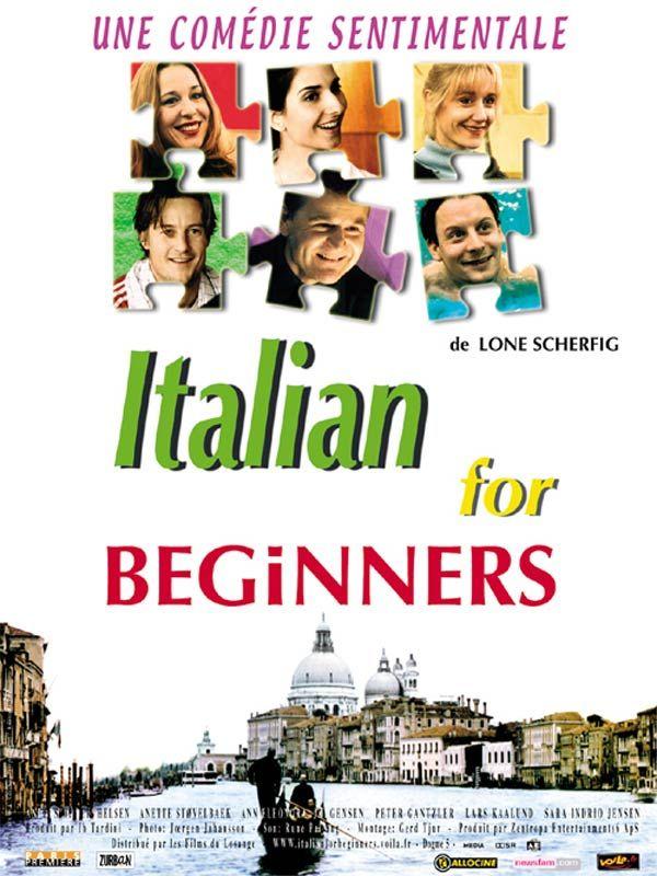 affiche du film Italian for Beginners
