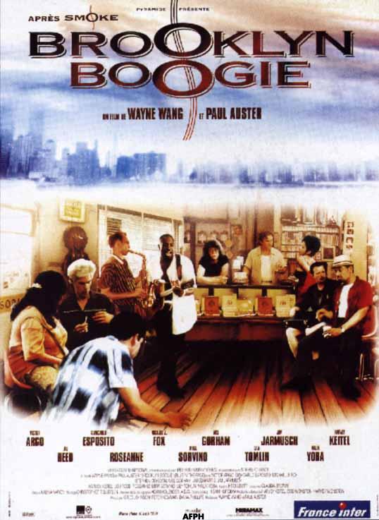 affiche du film Brooklyn Boogie