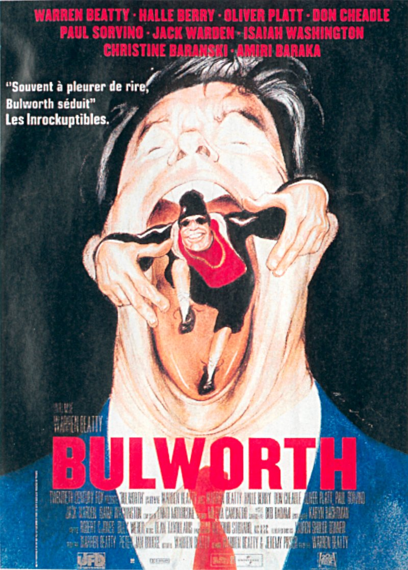 affiche du film Bulworth