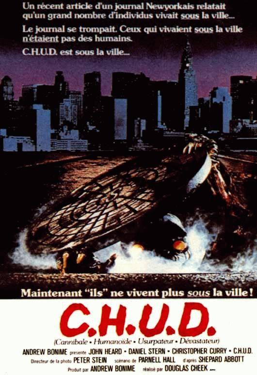 affiche du film C.H.U.D.