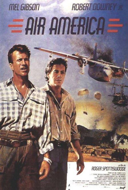 affiche du film Air America