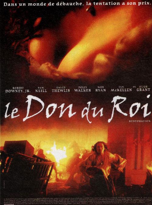affiche du film Le don du roi