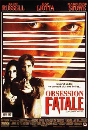 affiche du film Obsession fatale