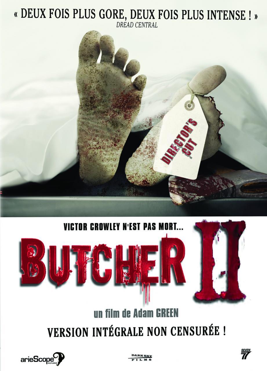 affiche du film Butcher II
