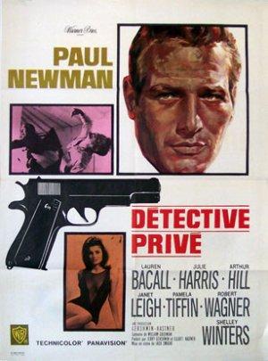 affiche du film Détective privé