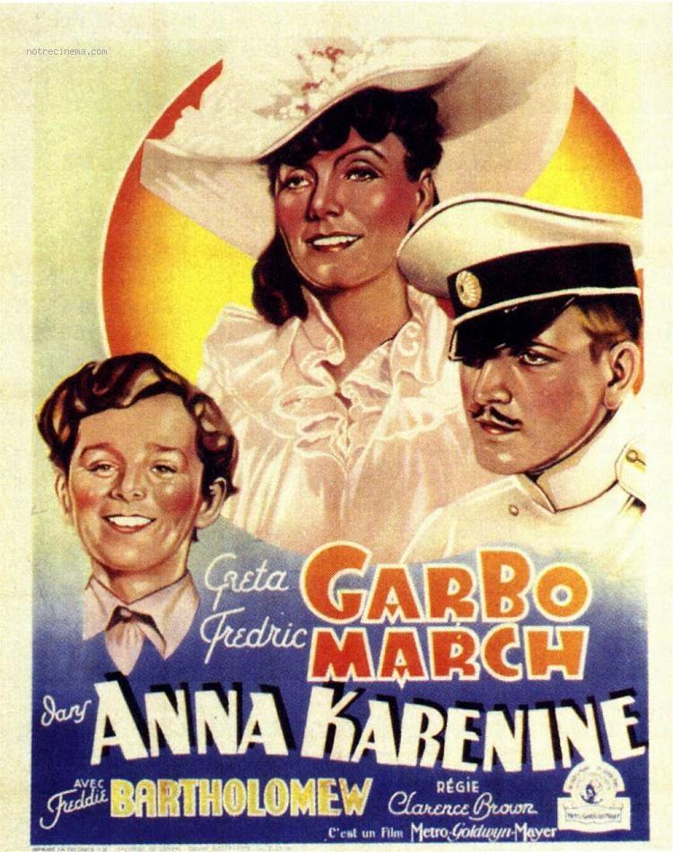 affiche du film Anna Karenina (1935)