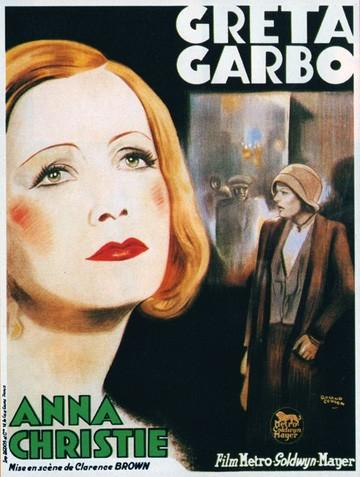 affiche du film Anna Christie