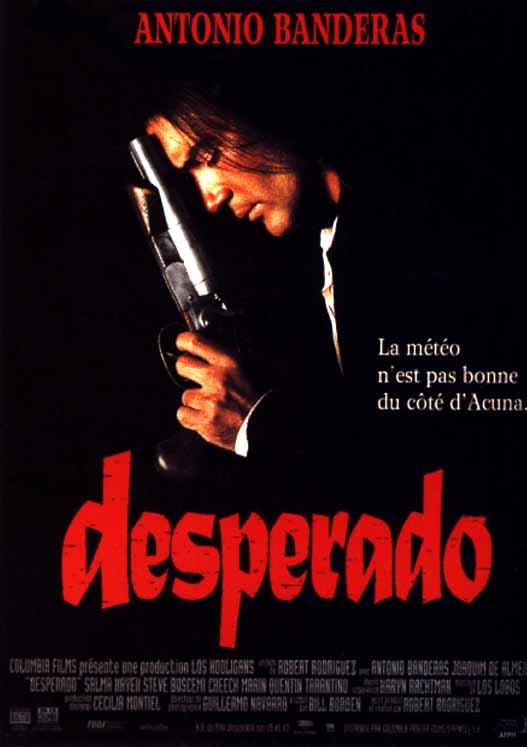 affiche du film Desperado