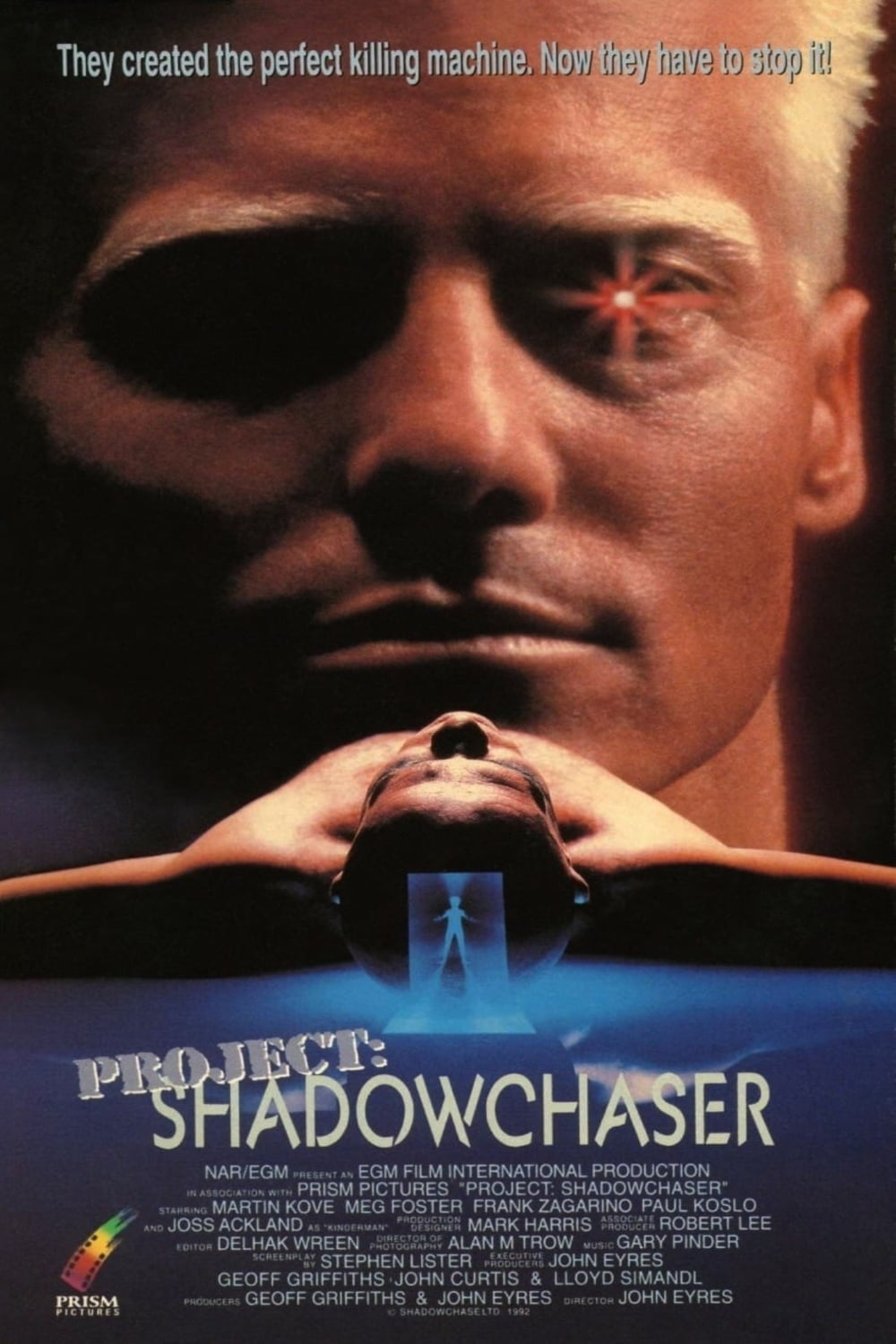 affiche du film Shadowchaser