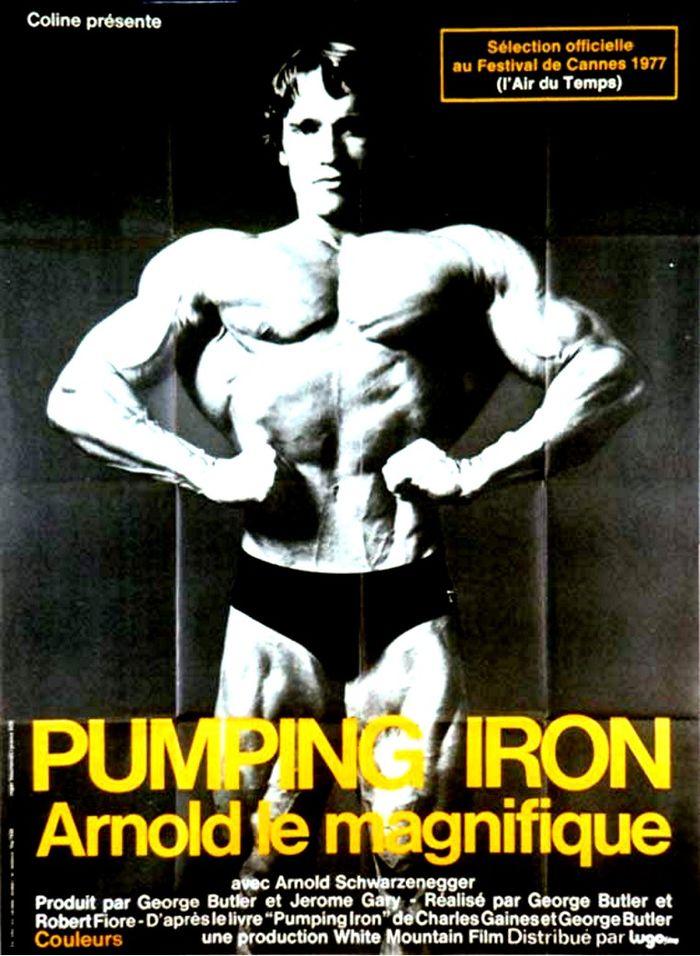 affiche du film Arnold le Magnifique