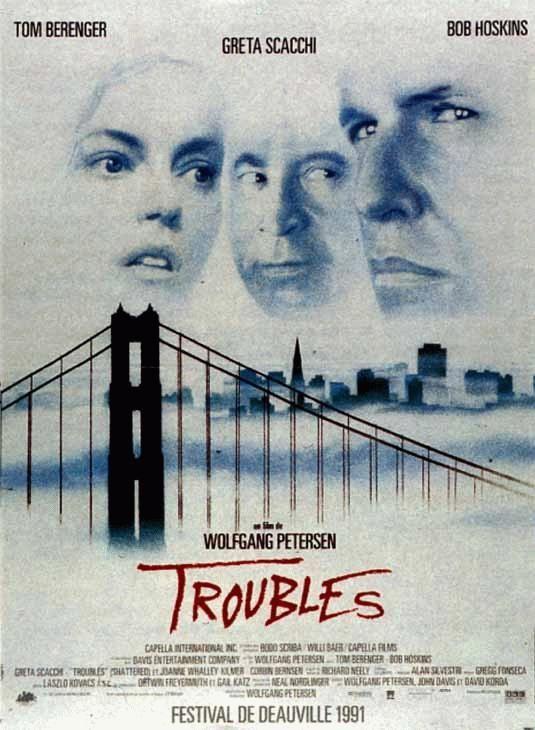 affiche du film Troubles