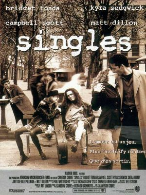 affiche du film Singles