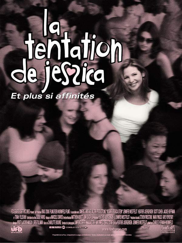 affiche du film La tentation de Jessica