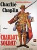 Charlot soldat (Shoulder arms)