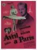 Avril à Paris (April in Paris)