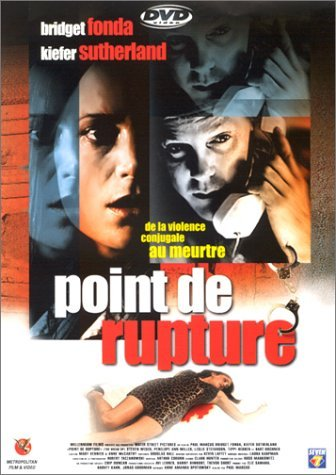 affiche du film Point de rupture