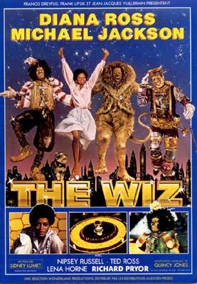 affiche du film The Wiz