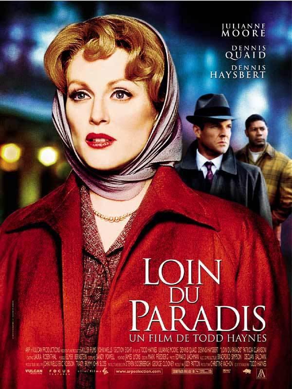 affiche du film Loin du paradis