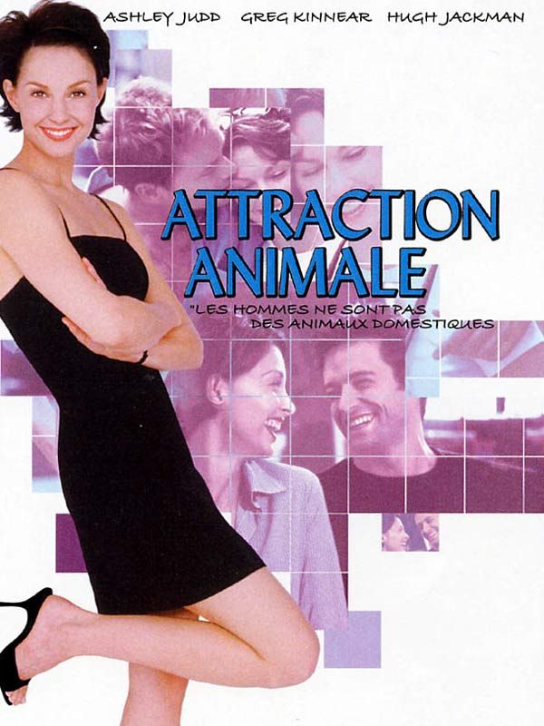 affiche du film Attraction animale