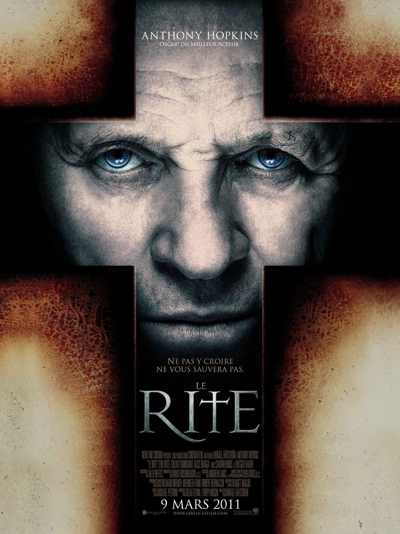 affiche du film Le rite