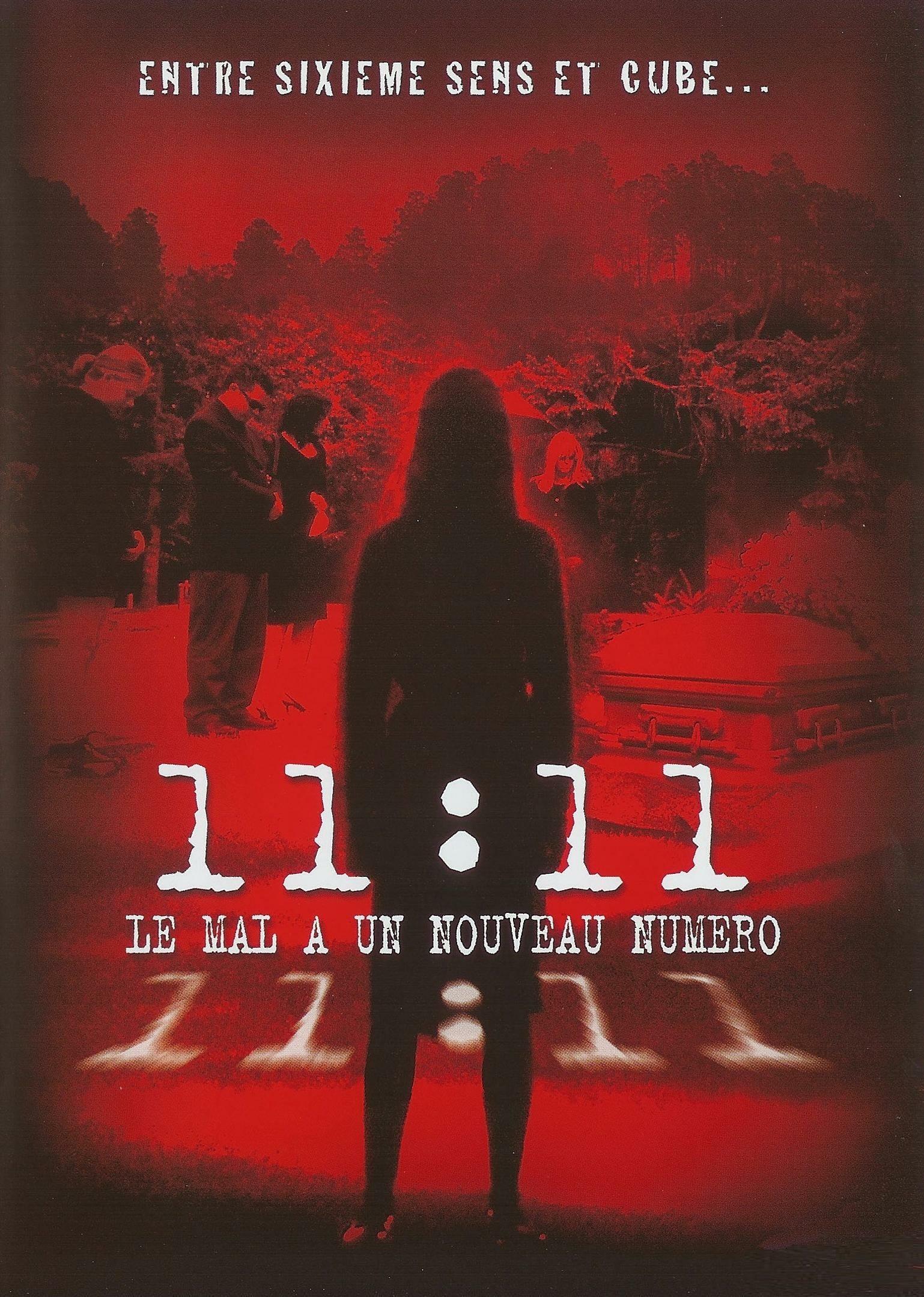 affiche du film 11-11 : Les portes de l'enfer