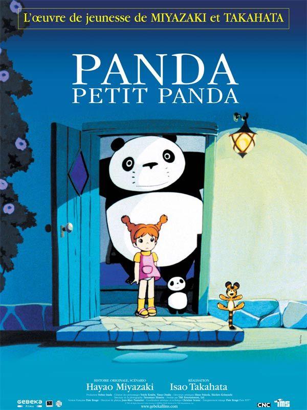 affiche du film Panda petit panda