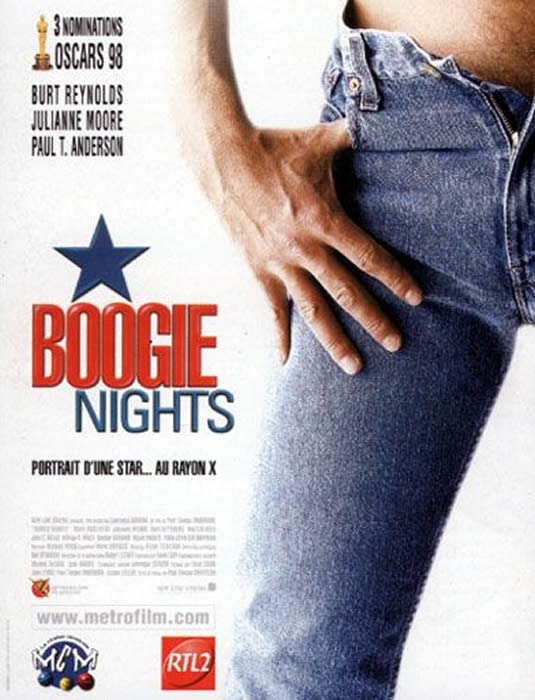 affiche du film Boogie Nights