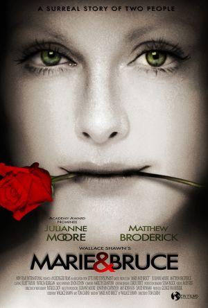 affiche du film Marie and Bruce