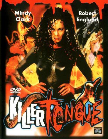 affiche du film La langue tueuse