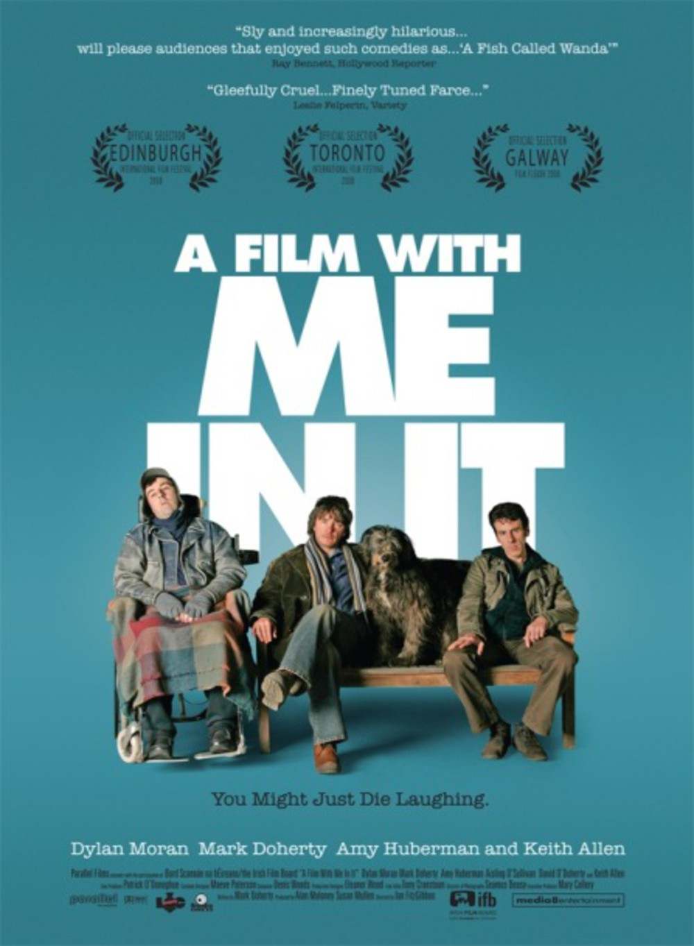 affiche du film A Film with Me in It