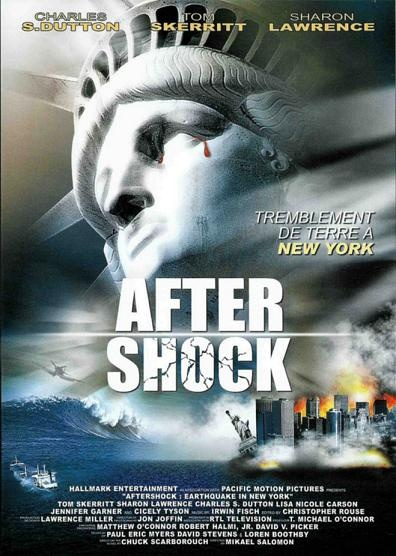 affiche du film Aftershock : Tremblement de terre à New York (TV)