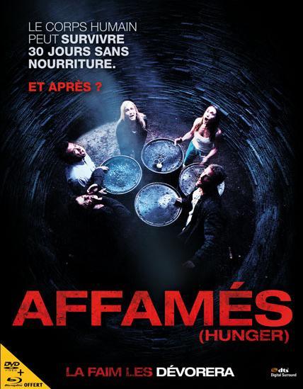 affiche du film Affamés