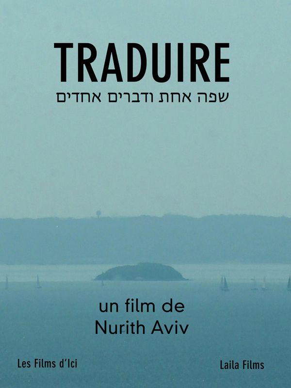 affiche du film Traduire