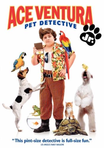 affiche du film Ace Ventura: Pet Detective Jr. (TV)