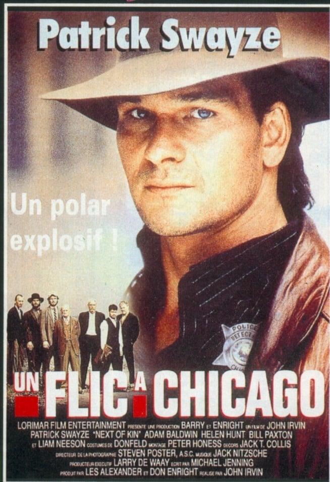 affiche du film Un flic à Chicago
