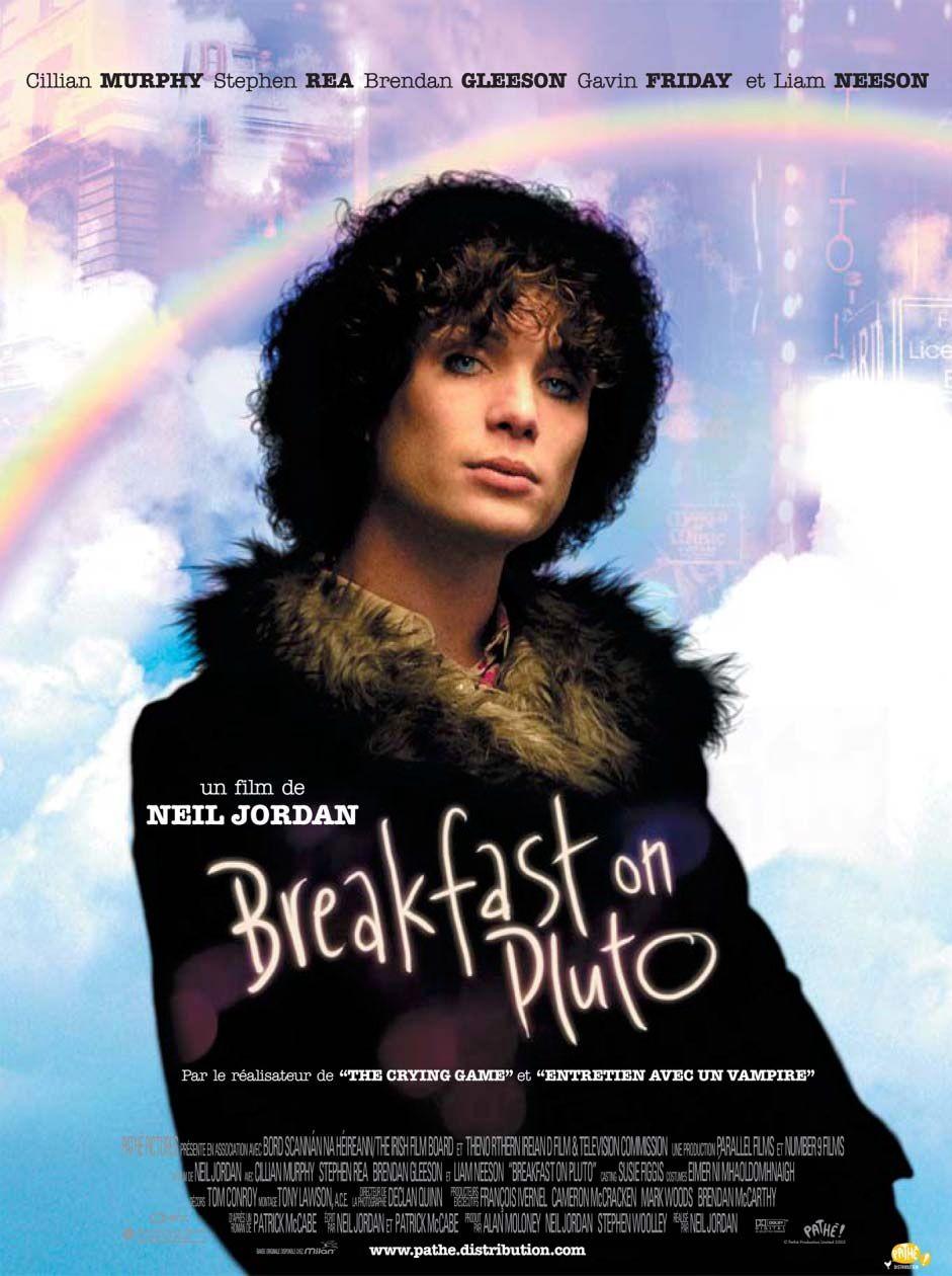 affiche du film Breakfast on Pluto
