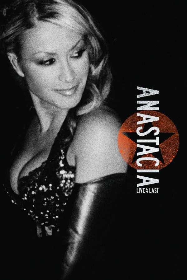 affiche du film Anastacia: Live at Last