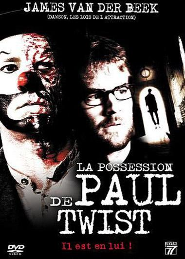 affiche du film La possession de Paul Twist