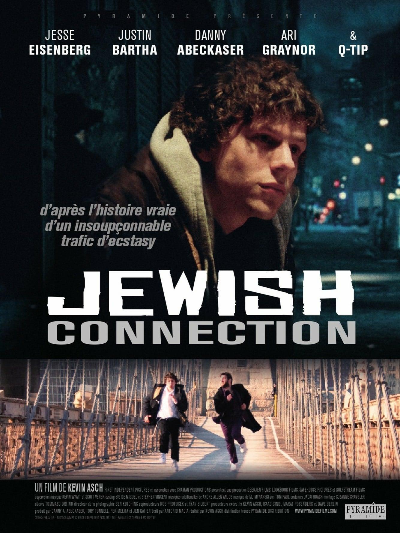 affiche du film Jewish Connection