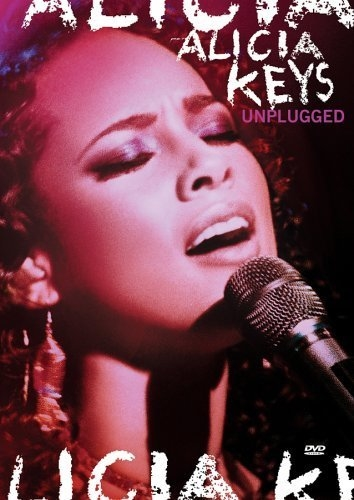 affiche du film Alicia Keys - Unplugged