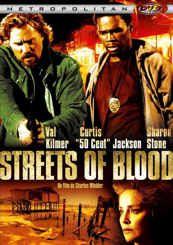affiche du film Streets of Blood