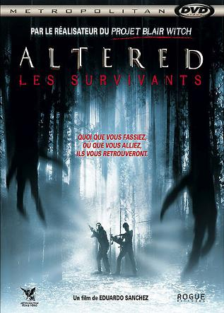 affiche du film Altered - Les Survivants