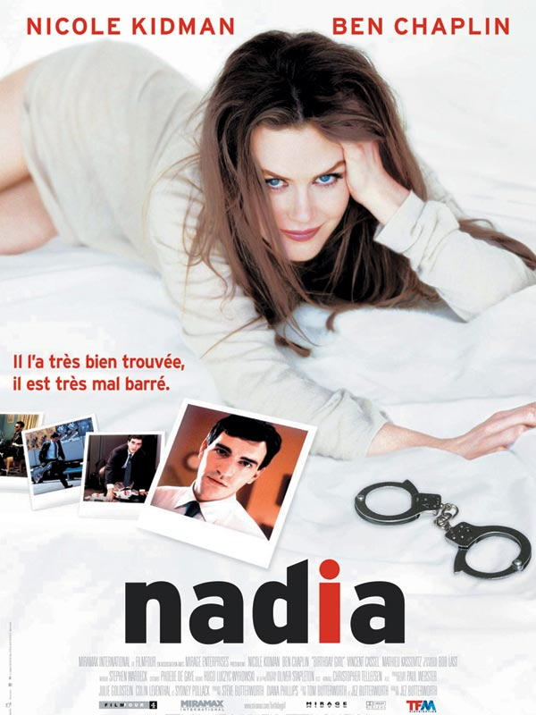 affiche du film Nadia