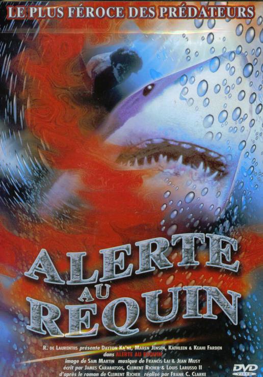 affiche du film Alerte au requin