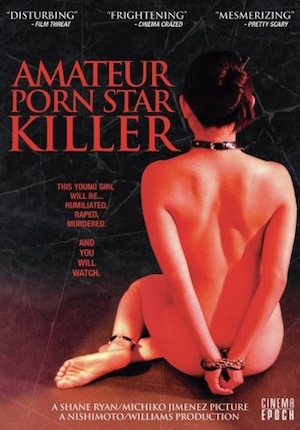 affiche du film Amateur Porn Star Killer