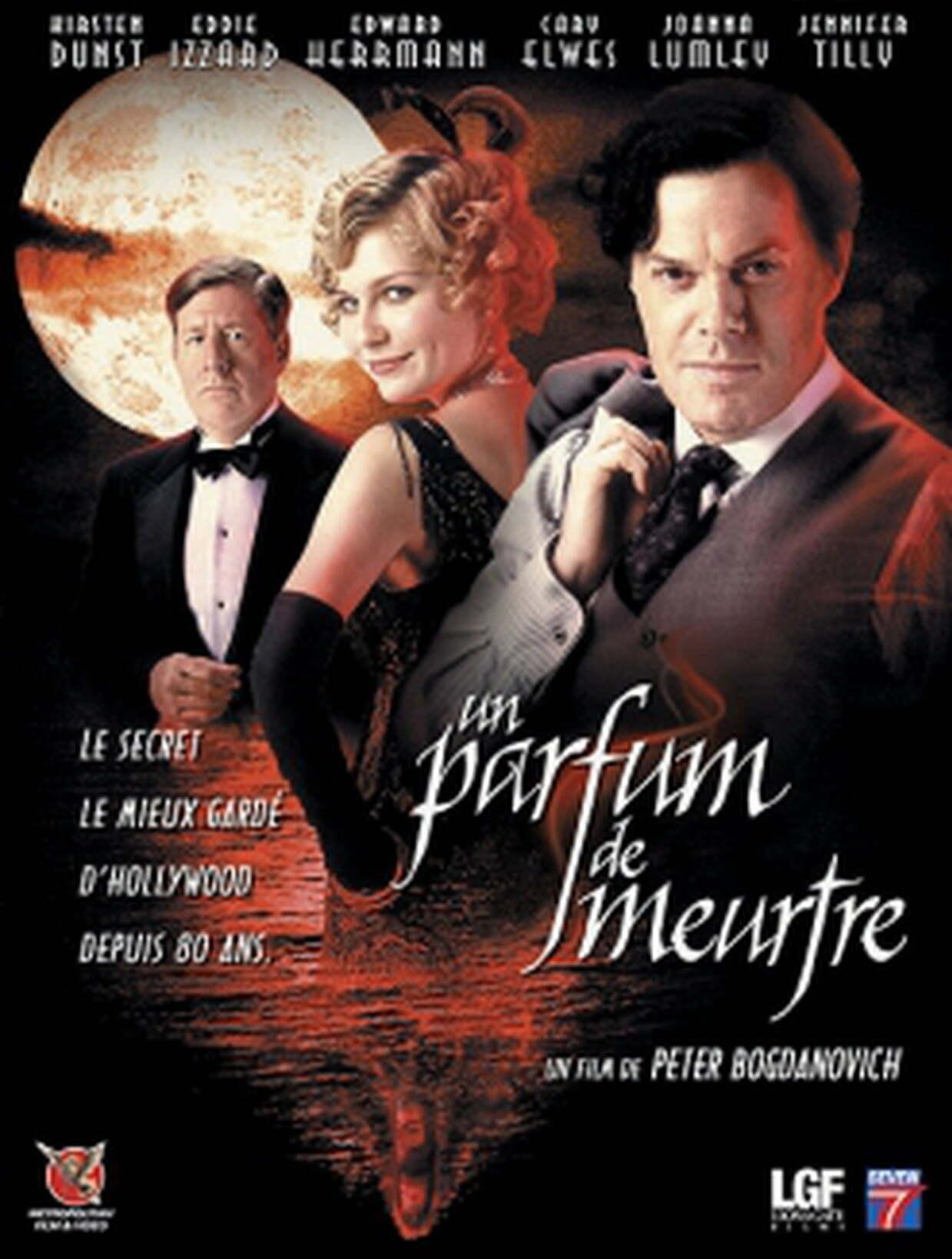 affiche du film Un parfum de meurtre