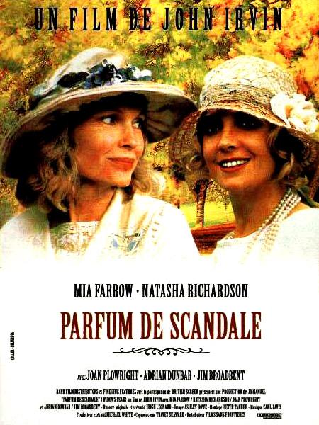 affiche du film Parfum de scandale